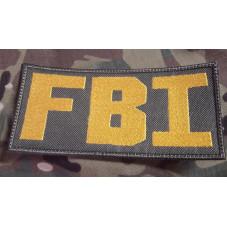 PATCH FBI-HRT POLICE USA OD...