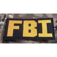 PATCH FBI-HRT POLICE USA...