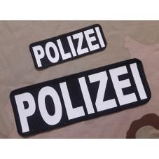 PATCH POLIZEI WHITER  2 UND...