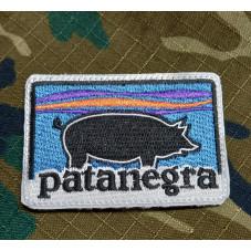 PATCH PATANEGRA PATAGONIA...