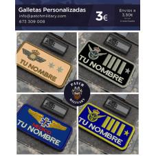 GALLETA PERSONALIZADAS...