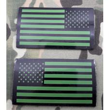 PATCH 2 UND  FLAG USA OD...