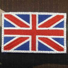 PATCH FLAG UK VELCRO COLOR...