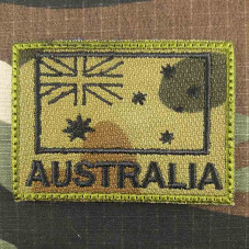 PATCH FLAG AUSTRALIA CAMO...