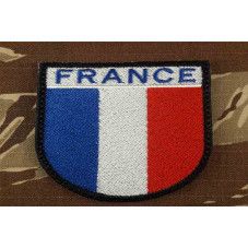 PATCH FLAG FRANCE COLOR...