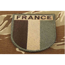 PATCH FLAG FRANCE CAMO OD...