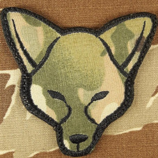 PATCH MORALE FOX  MULTICAMO...