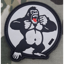 PATCH PVC  MONKEY COLOR...