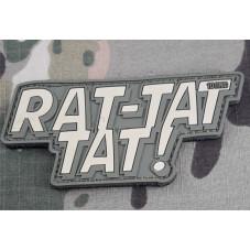 PATCH PVC RAT-TAT...