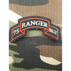 Patch 75° Regimiento...