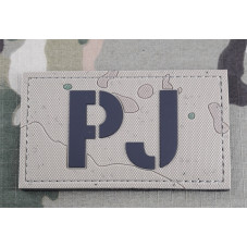 PATCH PJ PARARESCUES DESERT...