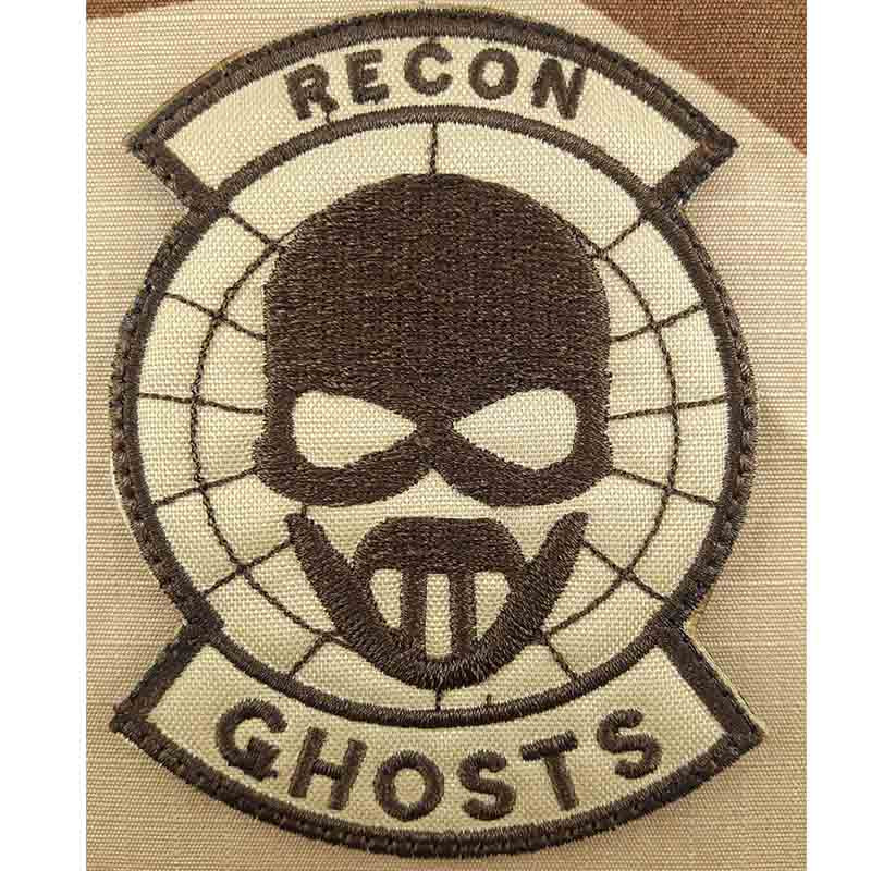 Patch Us Marines Force Recon Army Rangers Velcro Desert