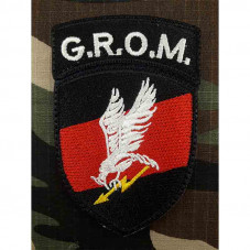 PATCH GROM  SPECIAL FORCE...