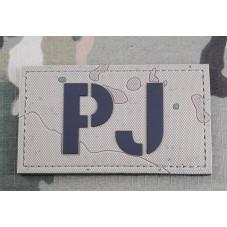 PATCH PVC  PJ  PARARESCUES...