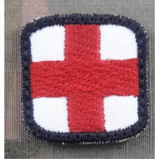 PATCH  CRUZ RED MICRO COLOR...