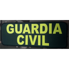 PARCHE GUARDIA CIVIL  FLUOR...