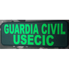 PARCHE GUARDIA CIVIL USESIC...