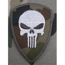 PATCH THE PUNISHER AUSCAM...