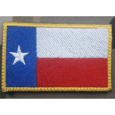 PATCH FLAG TEXAS COLOR...