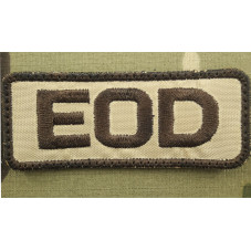 PATCH EOD  Explosive...