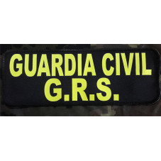 PARCHE GUARDIA CIVIL GRS...