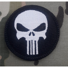 PATCH MORALE THE PUNISHER...