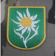PATCH  Edelweiss  TROOPS OF...