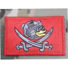 PATCH DUCK OPERATOR RED...