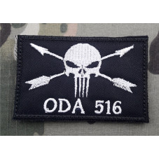 PATCH ODA 516 THE PUNISHER...