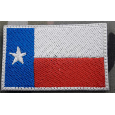 PATCH TEXAS USA OLD COLOR...