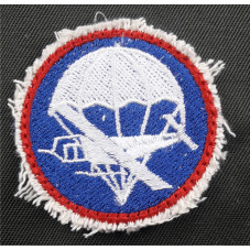 PATCH WW2 PARACHUTE...