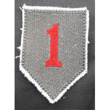 PATCH The Big Red One WW2