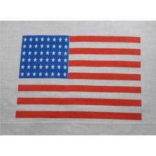 PATCH FLAG USA INVASION WW2...