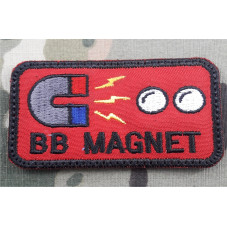 PATCH MAGNETT BB COLOR...