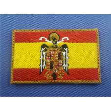 Parches Bandera España...