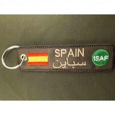 LLAVERO SPAIN ISAF  DESERT...