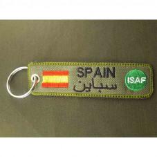 LLAVERO  SPAIN ISAF  OD...