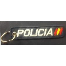 LLAVERO POLICIA NACIONAL...