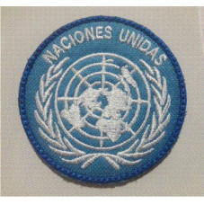 PATCH  NACIONES UNIDAS ONU...