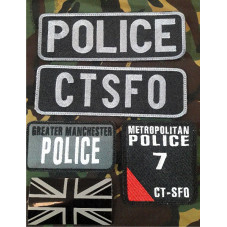 PACK KIT POLICE CTSFO UK...