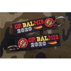 LLAVERO OP. BALMIS 2020...