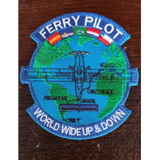 PATCH FERRY PILOT AT802...